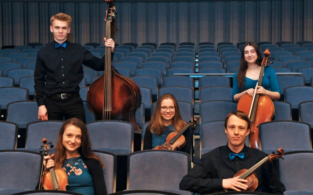 Leggiero kvinteto se zúčastnilo prestižní mezinárodní soutěže Concertino Praga